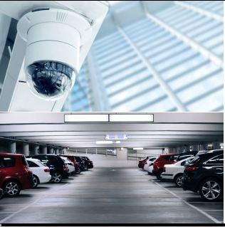 Hệ thống an ninh và bãi đỗ xe