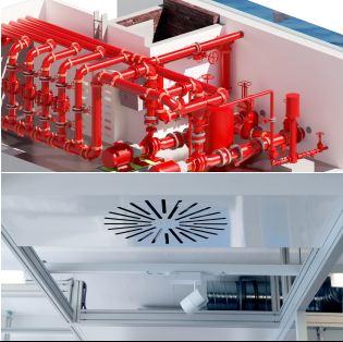 Hệ thống lọc nước điều hòa thông gió
