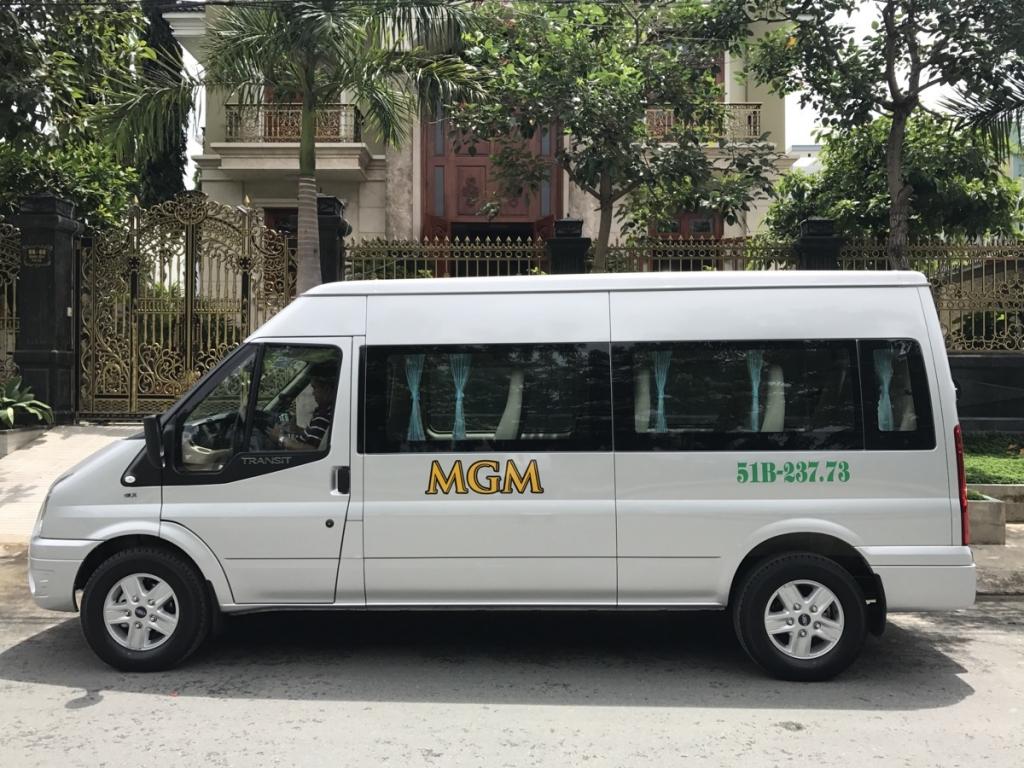 Dịch vụ thuê xe ô tô Quy Nhơn