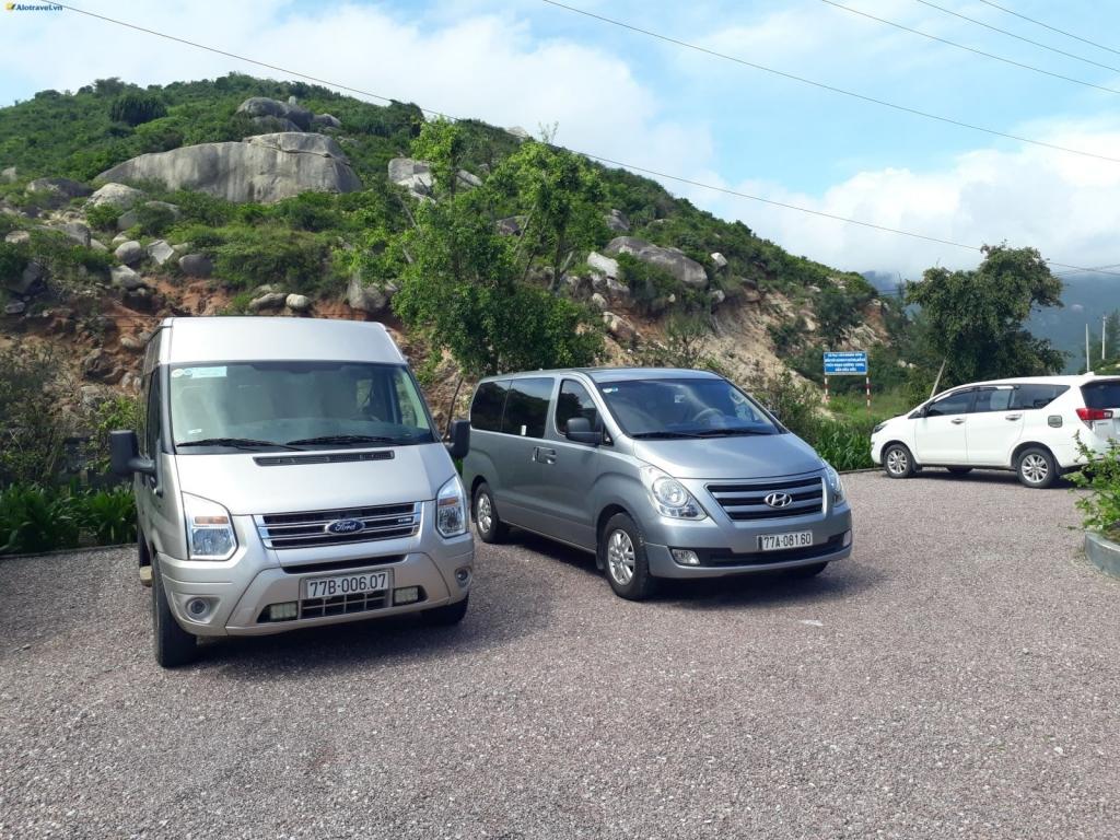 Nhà xe du lịch Quy Nhơn