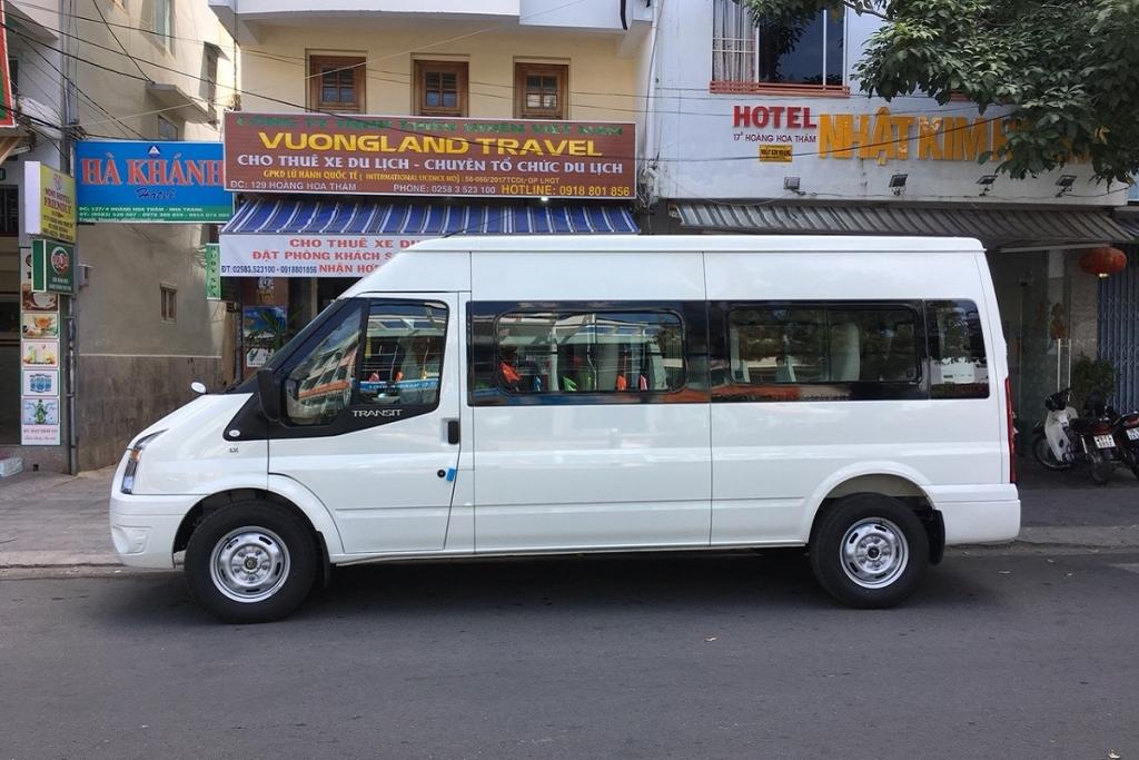 Thuê xe du lịch giá rẻ tại Quy Nhơn