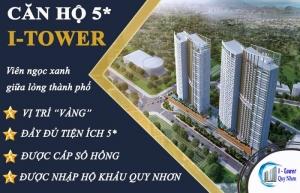 Bán căn hộ I Tower Quy Nhơn