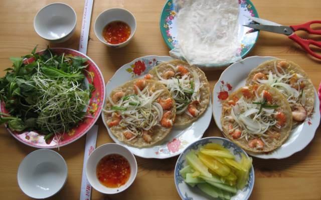 Địa điểm ăn uống Quy Nhơn