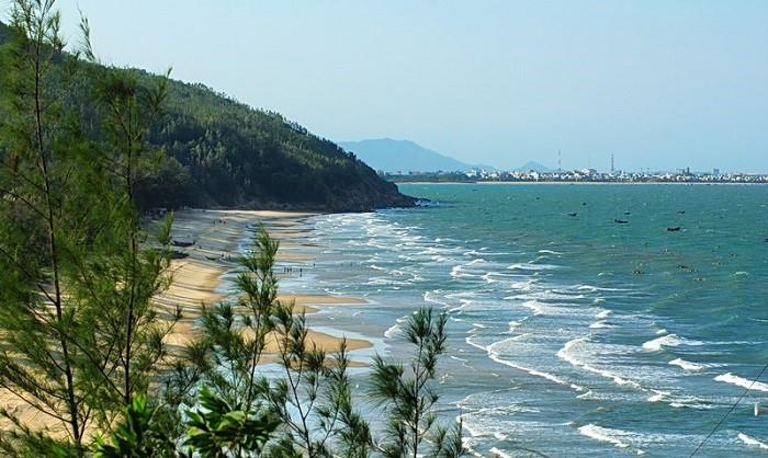 Biển Quy Hòa