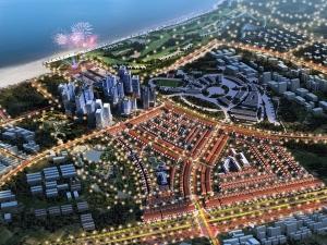 Phân khu 8 Nhơn Hội New City