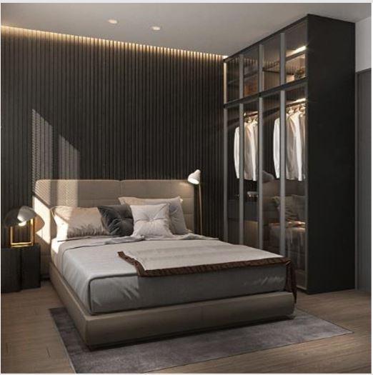 Phòng ngủ Ecolife Riverside