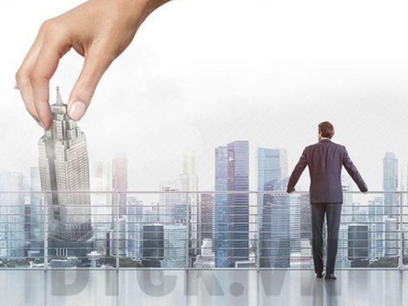 đầu tư bất động sản không cần vốn
