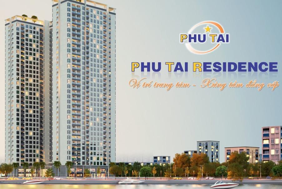 bán căn hộ phú tài residence