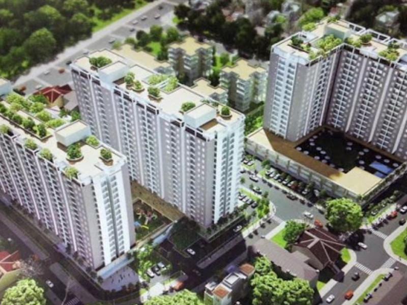 dự án căn hộ cao cấp