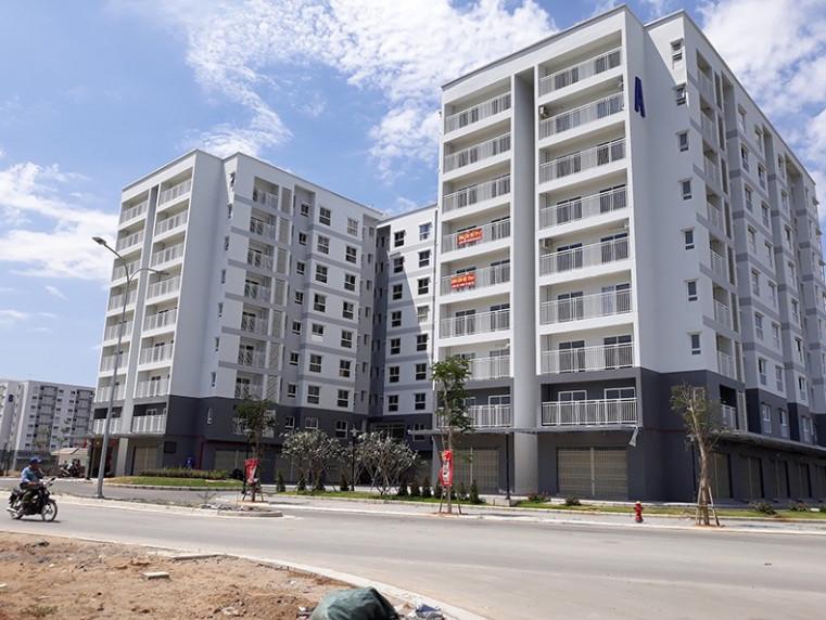 chung cư cho người thu nhập thấp