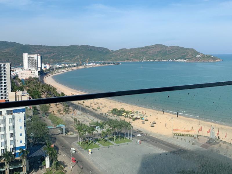 tầm view biển quy nhơn đẹp