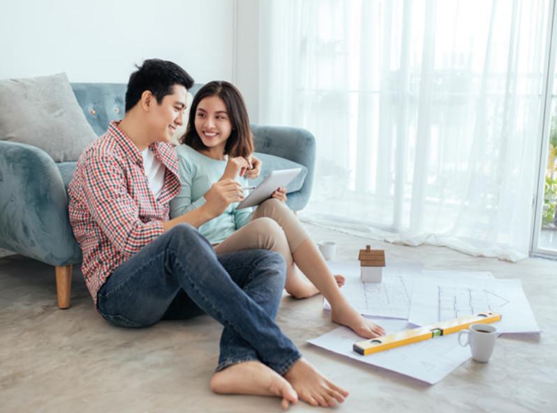 đọc kỹ hợp đồng trước khi ký mua nhà trả góp