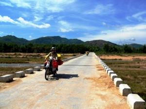 Bán lô đất mặt tiền quốc lộ xã Canh Vinh